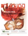 cover tijdschrift Nursing febuari 2017