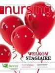 cover tijdschrift Nursing juli augustus 2018