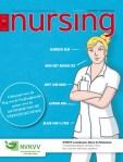 cover tijdschrift Nursing, mei 2018