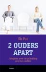 cover boek 2 ouders apart